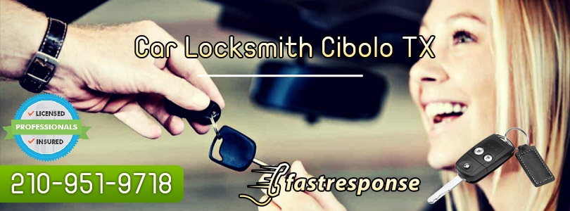 Car Locksmith Cibolo TX banner
